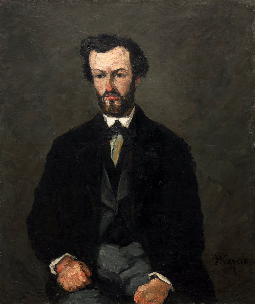 Paul Cezanne, Antony Valabregue, 1866