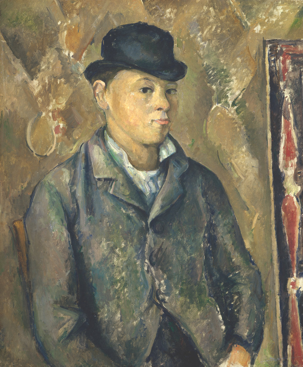 Paul Cezanne, The Artist's Son, Paul, 1885/1890